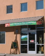 Outside New Mexico Tea Company