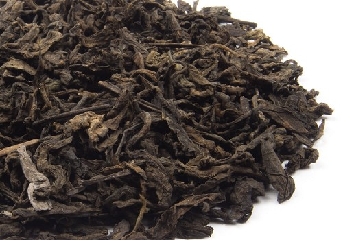 Menghai Puerh | Black Loose