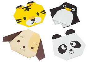 Animal Forms | Origami Paper
