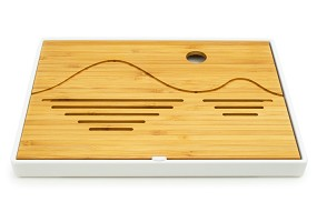 Mountain Tea Tray