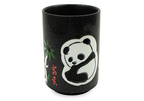 Panda with Bamboo | Cup