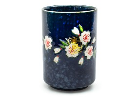 Blossom on Blue | Cup