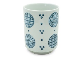 Patterned Circles | Cup