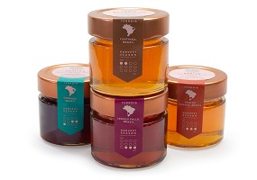 Brazilian Honey Gift Set - Organic