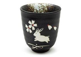 Bunny Through Field | Cup