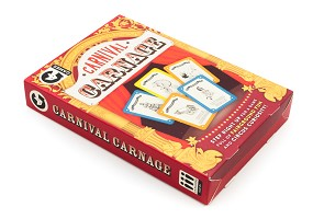 Carnival Carnage | Card Game