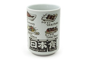 Sushi Plates | Japanese Ceramic Cup