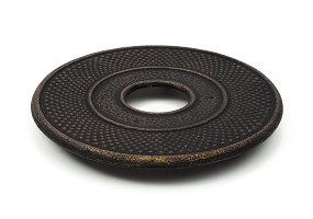Chinese Gold | Cast Iron Trivet