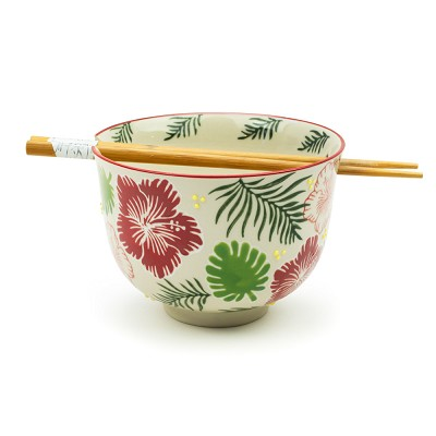 Hawaii Floral| Chopstick Bowl