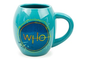 The 13th Doctor's Tardis | Doctor Who Mug