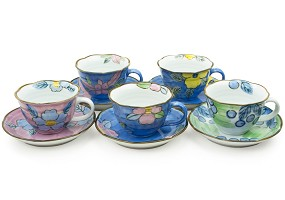 Floral | Cup and Saucer ONLY Set