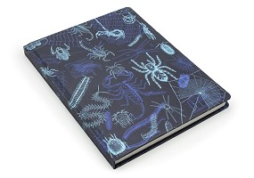 Arachnids and Myriapods | Hardcover Journal