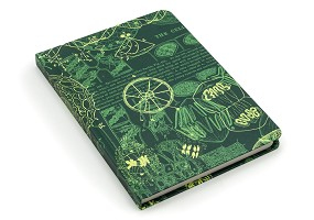Cellular Biology | Mini Hardcover Notebook