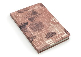 Sedimentary | Mini Hardcover Notebook