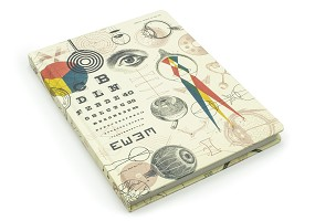 Optics and Sight | Hardcover Journal