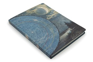 Star Map | Hardcover Journal