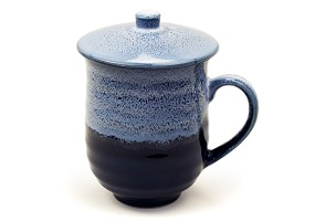 Mug with Lid | Night Sky Frost