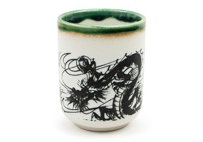 Oribe/Ink Dragon | Cup