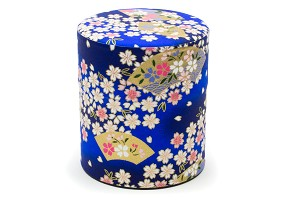 Blue 150g | Paper Tea Canister