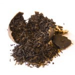 Black Pu-Erh: Mandarin Orange