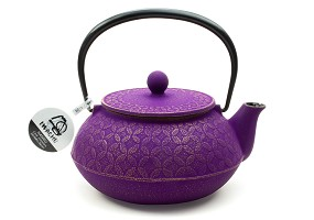 Gold Purple Seven Jewels | 22oz Cast Iron