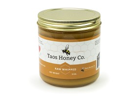 Raw Whipped | 20oz Taos Honey