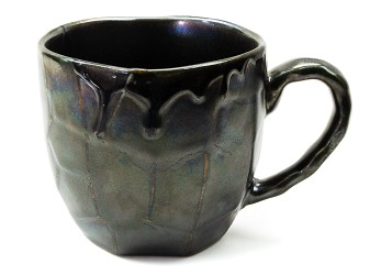 Black Luster | Rock Mug 11oz