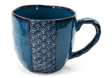 Namako Blue Waves | Rock Mug 11oz