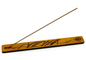 Cherry Wood | Incense Holder