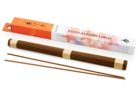 Kyonishiki Kyoto Autumn Leaves | Shoyeido Incense