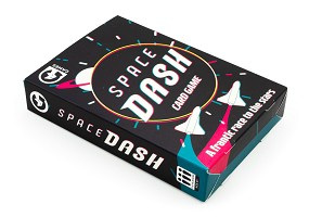 Space Dash | Card Game