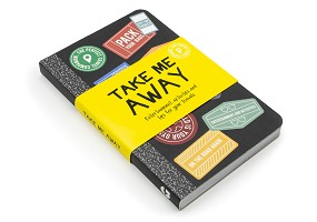 Take Me Away Travel Book