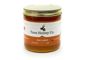 Raw Amber | 20oz Taos Honey