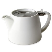 Stump Teapot 18 oz | WHT