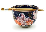 Night Tropics | Chopstick Bowl